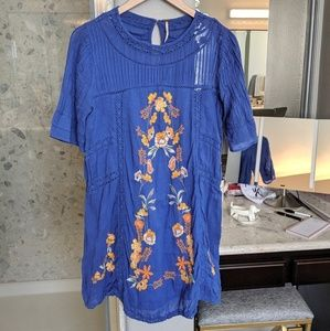 Free People Dress - Blue